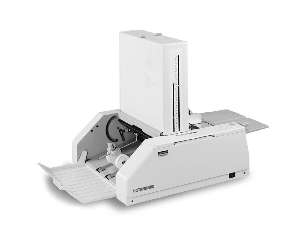 Desktop Folder Inserter Machine Formax Fd 6100 Automatic