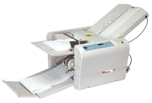 MBM 307A Automatic Programmable Large format paper folder