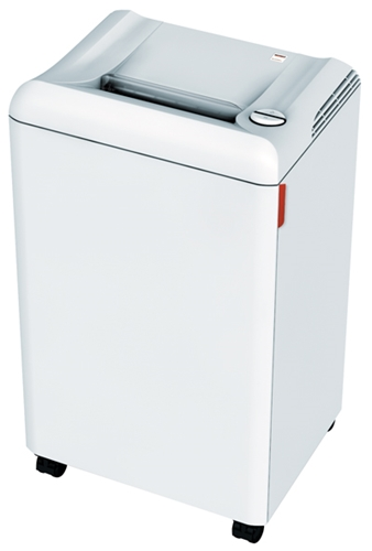 DestroyIt 2503 Strip Cut Paper Shredder  - PaperFolder.com