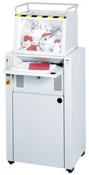 DestroyIt 4605 High Capacity Cross Cut Paper Shredder - PaperFolder.com