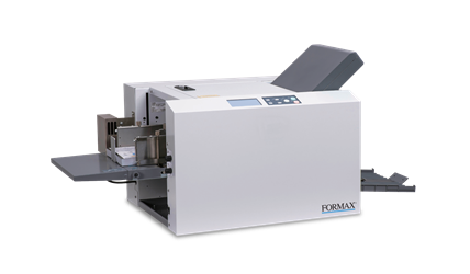 Formax FD 3300 Air Suction Folder paper folder & paper folding machine