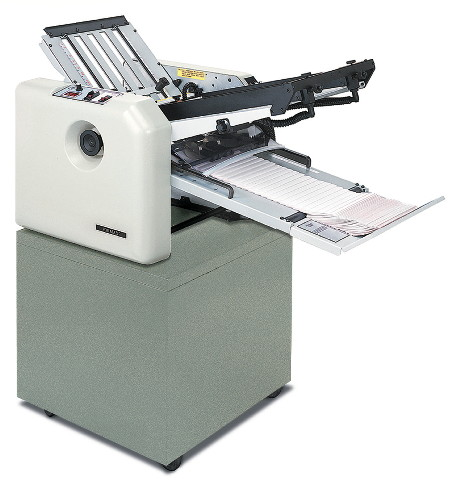 Baum XLT Air-Feed Folder - PaperFolder.com