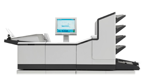 Photo of the Formax FD 7200 folding machine
