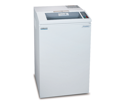 Formax FD 8402CC Office Shredder commercial paper shredder