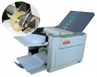 PF-380S Automatic Paper Folder paper folder & paper folding machine