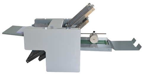 PaperFolder PH-1 Pharmaceutical (4 Fold Plate) Folding Machine paper folder, paper folding machine