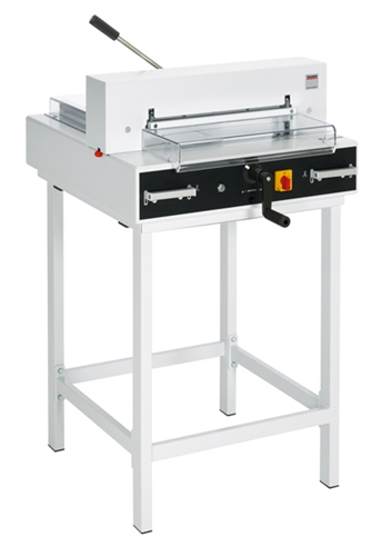 Triumph 4315 SemiAutomatic Tabletop Cutter - PaperFolder.com