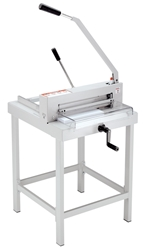 Triumph 4305 Manual Tabletop Cutter - PaperFolder.com