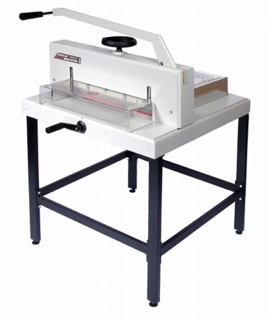 "Intimus 620RC 18"" Manual Ream Cutter - PaperFolder.com"