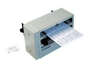 Martin Yale BCS212 Desktop 12up Business Card Slitter - PaperFolder.com