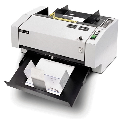 Formax FD150 Cut Sheet Forms Signer - PaperFolder.com
