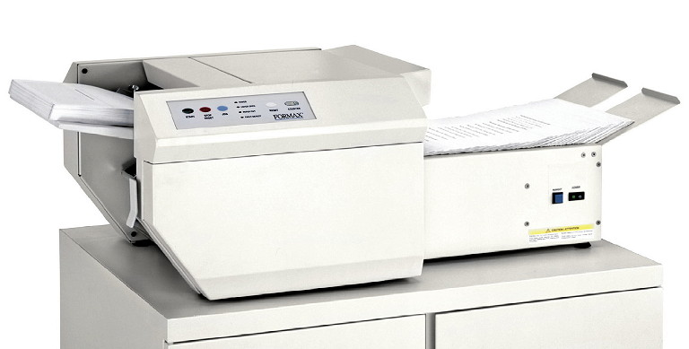 Formax FD2002 Sealer (pressure sensitive forms) - PaperFolder.com