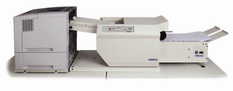 Formax FD2002IL Sealer (pressure sensitive forms) - PaperFolder.com