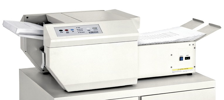 Formax FD2032 Sealer (pressure sensitive forms) - PaperFolder.com