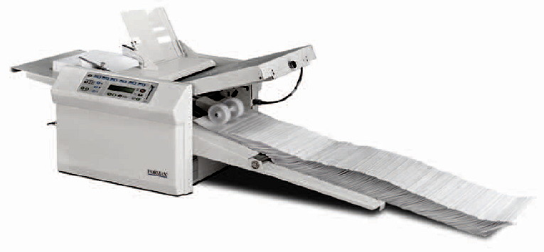 Formax FD 382 Automated setup paper folding machine - PaperFolder.com