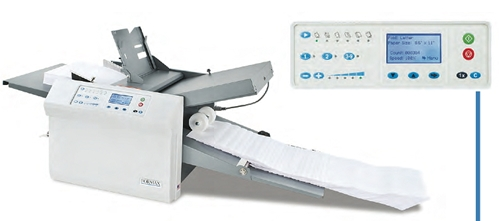 Formax FD 38X Automated setup paper folding machine - PaperFolder.com