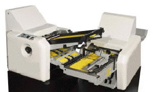 Formax FD 396 Right-Angle Air-Feed Folder - PaperFolder.com