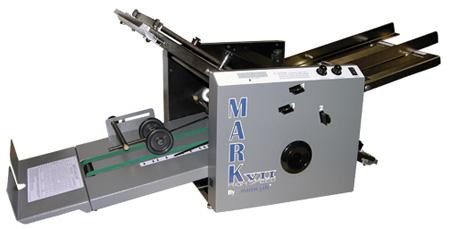 Martin Yale Mark VII Large Format Folding Machine Air Feed - PaperFolder.com