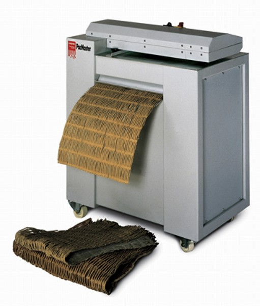 Intimus PacMaster S (220V) Warehouse Shredder - PaperFolder.com