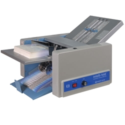 Intelli-Fold DE112-AF Medium Volume Folding Machine - PaperFolder.com