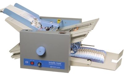 Intelli-Fold DF-304C Multi-Purpose Paper Folding Machine - PaperFolder.com