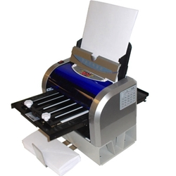 Intelli-Fold IF300 Light Volume Folding Machine - PaperFolder.com